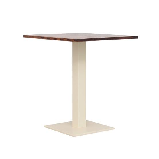 Bistro table LOUIS - light ivory - Design : JOHANENLIES