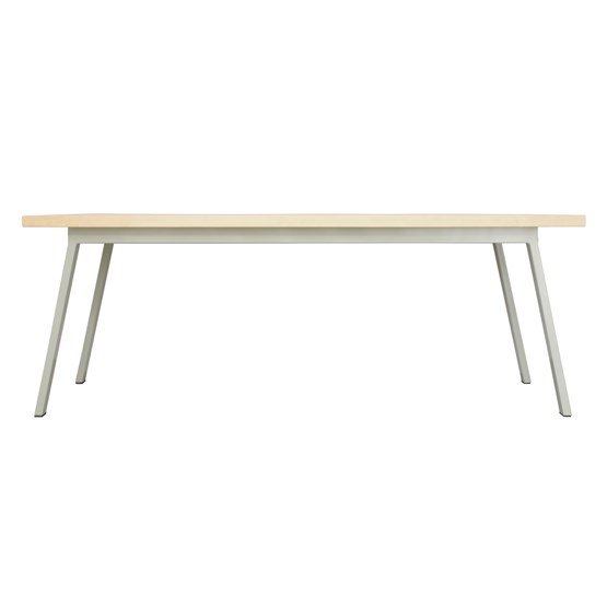 VALKENBURG Table -  Gris caillou - Design : JOHANENLIES