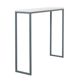 THORN Console table- blue grey