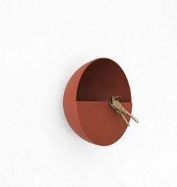 SPOK hook / pocket holder - Terracotta