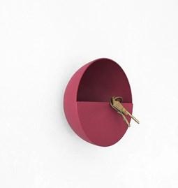 SPOK hook / pocket holder - poppy