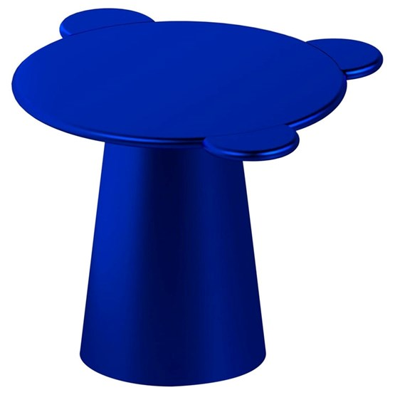 Donald Table Basse Bleue - Design : Chapel Petrassi