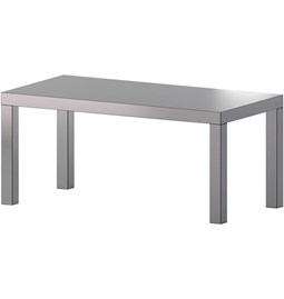Table Hitan - Aluminium
