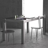 Hitan table - Aluminium  4