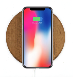 M Disk - Wood Wireless charger