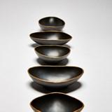 PEBBLES cups - silver 6