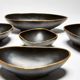 PEBBLES cups - silver 7