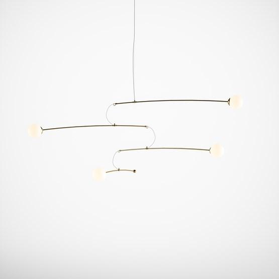 Suspension Notos - Design : Gobo Lights
