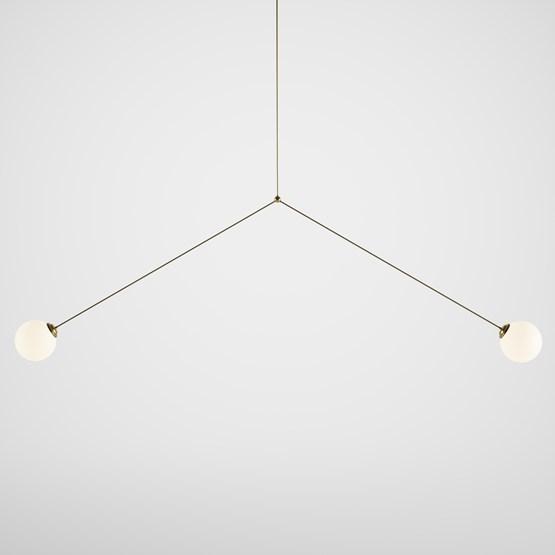 Suspension Ouréa - Design : Gobo Lights
