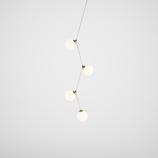 Suspension Jupiter - Design : Gobo Lights