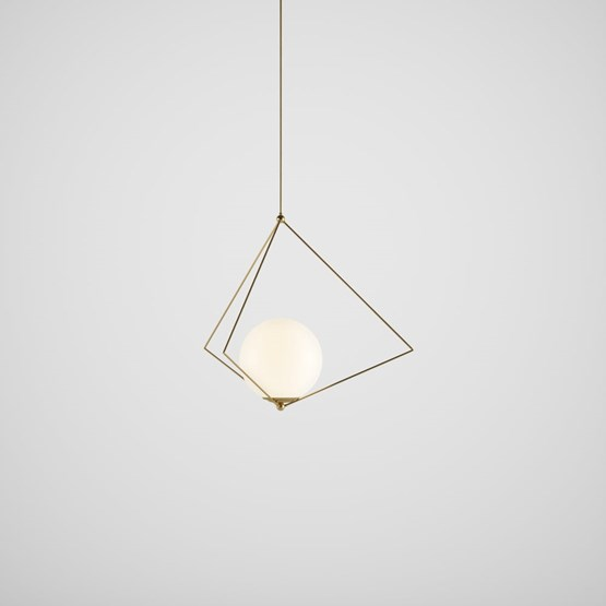 Suspension Atlas  - Design : Gobo Lights
