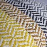 Coussin Uccle - Jaune Piccalilli  3