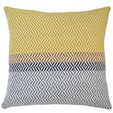 Coussin Uccle - Jaune Piccalilli  2