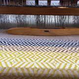 Coussin Uccle - Jaune Piccalilli  5