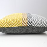 Coussin Uccle - Jaune Piccalilli  4