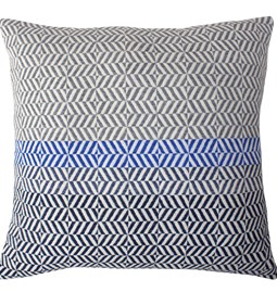 Uccle Cushion - Indigo
