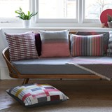 Coussin Uccle - Papaye 8