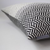Coussin Uccle - Gris perle 5
