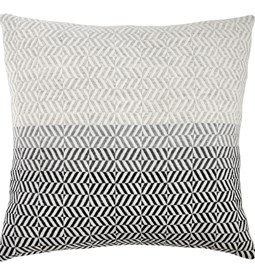 Coussin Uccle - Gris perle