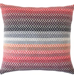Saint Gilles Cushion - Scarlet