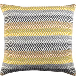 Saint Gilles Cushion - Piccalilli Yellow