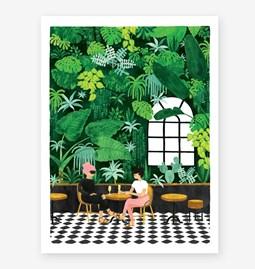 Cafe - Print