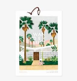 Wanderlust - Calendar 2020