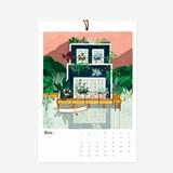 Wanderlust - Calendar 2020 14