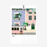 Wanderlust - Calendar 2020 4