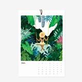 Wanderlust - Calendar 2020 3