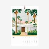 Wanderlust - Calendar 2020 9