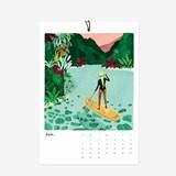 Wanderlust - Calendar 2020 8
