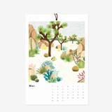 Wanderlust - Calendar 2020 5