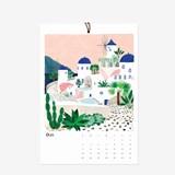 Wanderlust - Calendar 2020 12