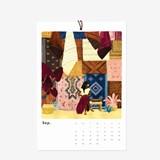 Wanderlust - Calendar 2020 11