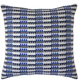Ixelles Cushion - Indigo