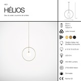Suspension Helios 3