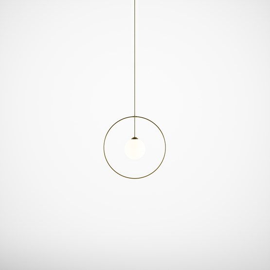 Suspension Helios - Design : Gobo Lights