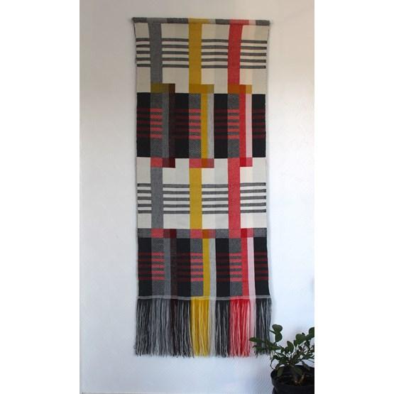 Etterbeek Wall Hanging  - Design : Pamela Print