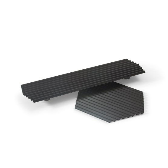 VALLE trays duo - Black - Design : WOODENDOT