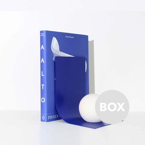 MURAKAMI Bookend - Box 34 - Design : Studio Dessuant Bone
