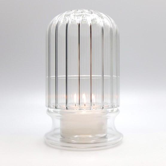 Bougeoir Moscardino - Verre - Design : KANZ Architetti