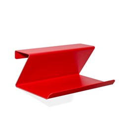 VINCO | wall shelf - red