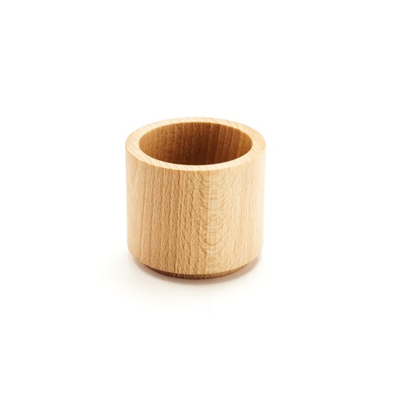 Pot XS - Wood - Design : MAUD Supplies