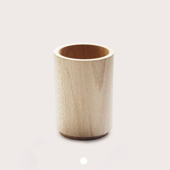 Pot - wood - Design : MAUD Supplies