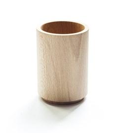 Pot - wood