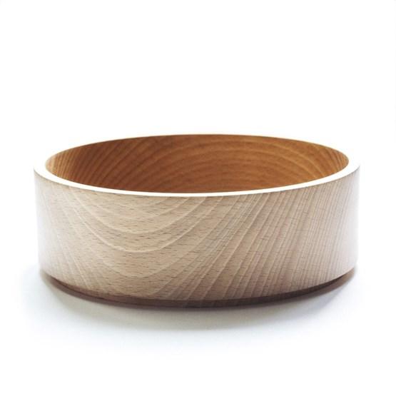 Vase M - bois - Design : MAUD Supplies