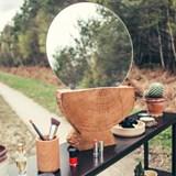 Mirror - wood 5