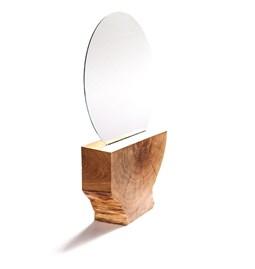 Mirror - wood
