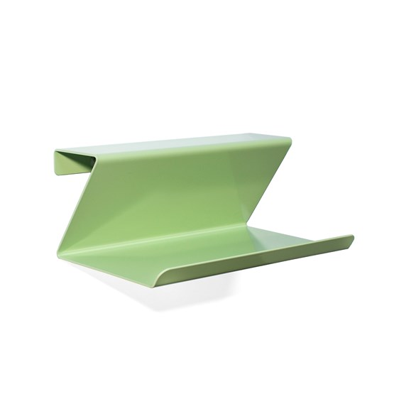 VINCO | wall shelf - green mint - Design : Galula Studio